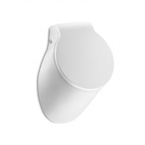 Urinario Roca Spun 34x28 con tapa blanco