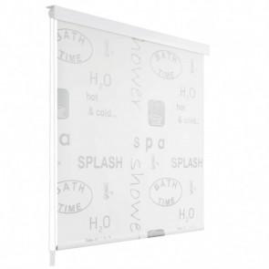 Persiana enrollable de ducha 140x240 cm Splash