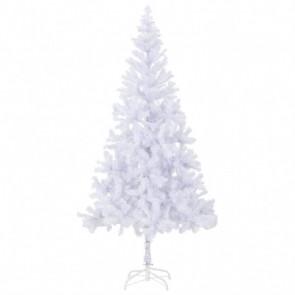 Árbol de Navidad artificial con soporte acero 210 cm 910 ramas