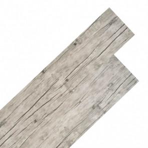 Lamas para suelo de PVC 5,26 m² roble