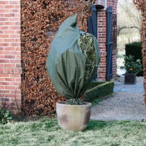 Cubre plantas verde de lana para invierno Nature 6030131,1,5 x 2metros