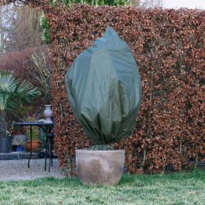 Cubre plantas verde de lana para invierno Nature 6030137, 2,5x3 metros