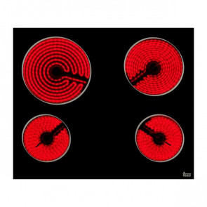 Placa vitrocerámica Teka TZ 6415