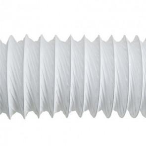 Tubo salida aire secadora Ø125 mm. x 3 metros