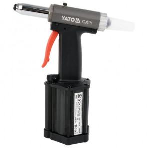 YATO Pistola neumática remachadora 2,4-5 mm YT-36171