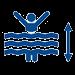 Profundidad piscina GRE