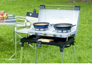 Cocinas y hornillos de camping